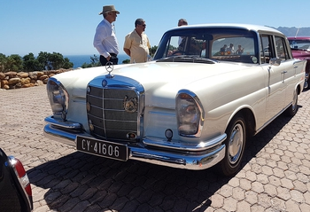 1968 Mercedes Fintail 230S main image