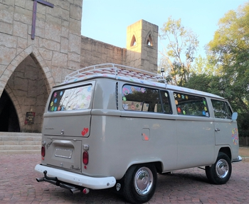 1971 VW Bay Window Kombi main image