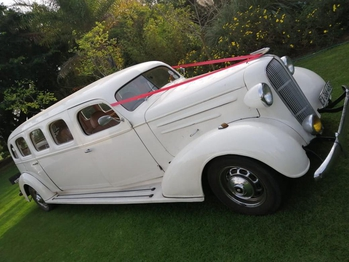 1936 Chevrolet Limo main image