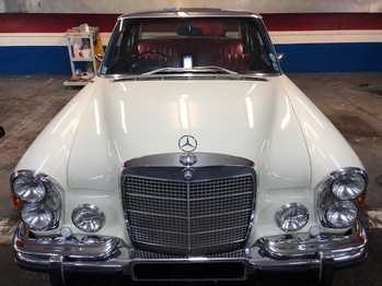 1968 Mercedes 280S main image