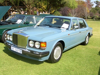 1998 Bentley Turbo R main image