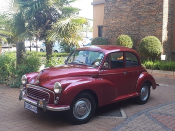 1959 Morris Minor main image