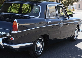 1965 Wolseley 6/110 main image