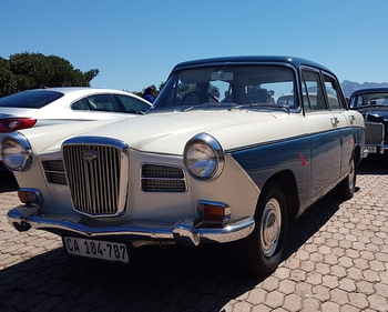 1965 Wolseley 16/60 main image