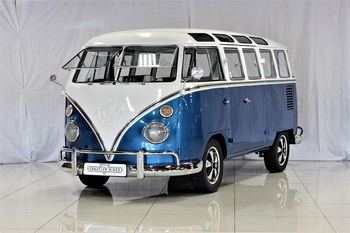 1966 VW Split Window Kombi main image