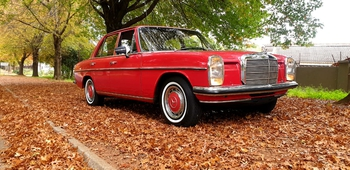 1969 Mercedes Benz W114 main image