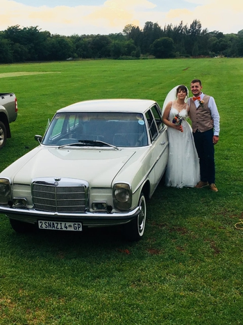 1968 Mercedes 220 W115 main image