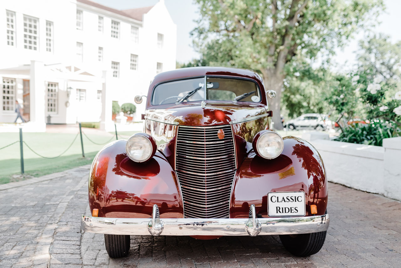 Hiring a classic car can seem like a daunting task at first. The cars on our website are one-of-a-kind vehicles, and so they are typically hired for once-in-a-lifetime events such as weddings, Matric balls and milestone birthdays/anniversaries. This means for most of you, this will be your first time hiring a classic car. And with such a wide range of vehicles originating from different eras (spanning nearly 90 years!) and all parts of the world, knowing where to start is made even trickier.