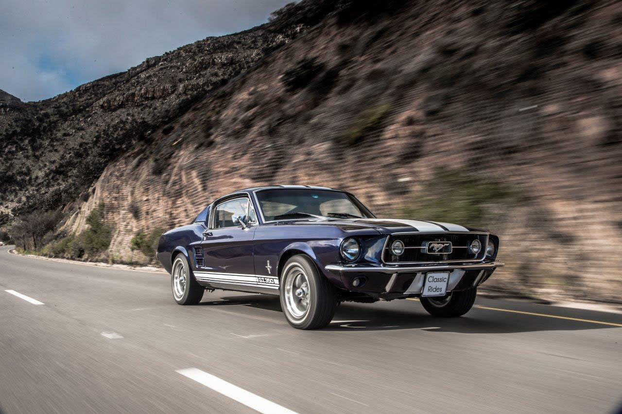 Rock'n Roll to your wedding in the father of American Muscle cars