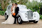Vintage Matric Ball Car